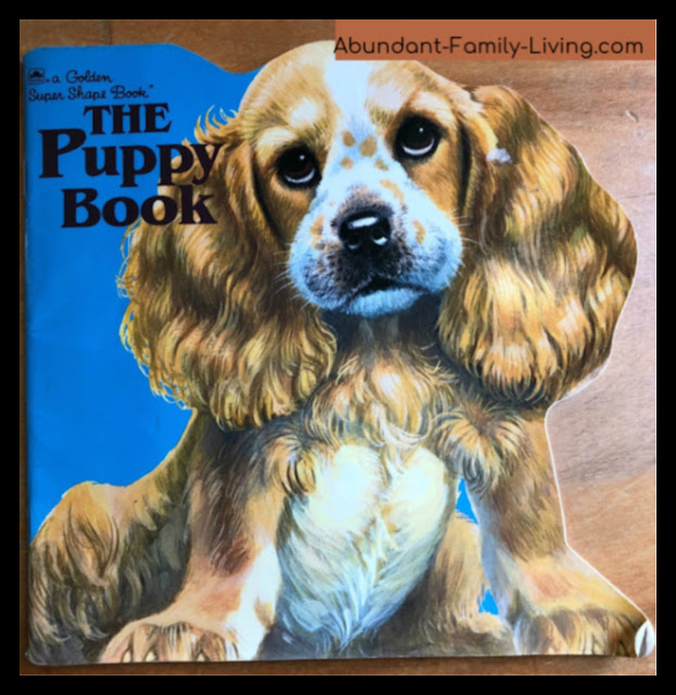 The Puppy Book by Jan Pfloog