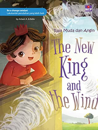 buku dongeng anak - arleen a - raja muda dan angin