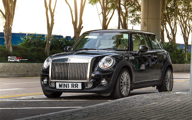 Mini y Rolls Royce podrían ser Hackeados