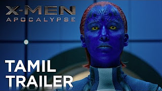 X-MEN_ APOCALYPSE _ Official Tamil Trailer _ Fox Star India