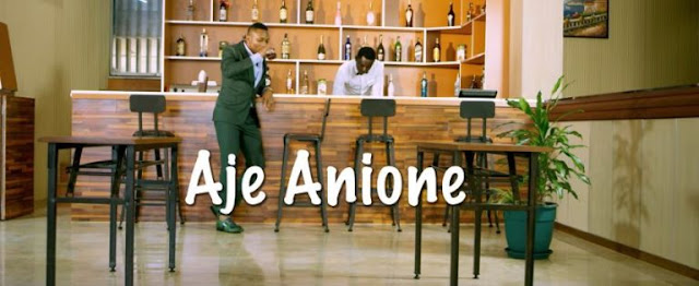 Otile Brown - Aje Anione Video