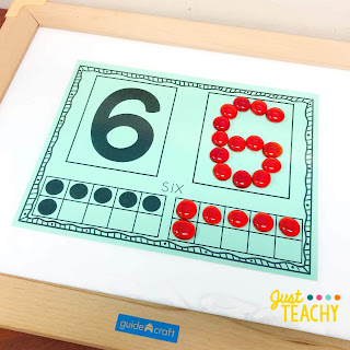 light-table-activities-numbers