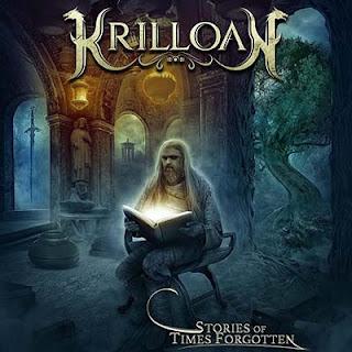 """Το ep των Krilloan """"Stories of times forgotten"""""""