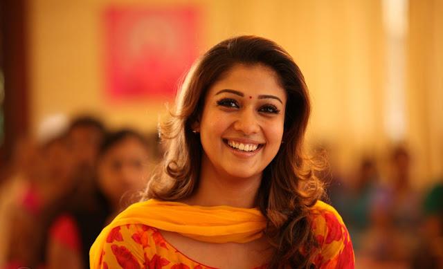 Tamil Film actress Nayantara HQ Photos & Wallpapers