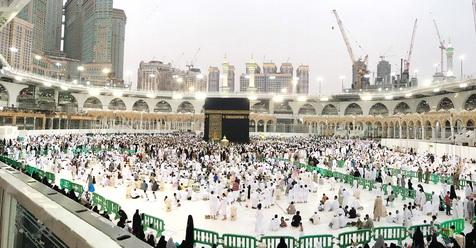 Masih Renovasi, Begini Penampakan Terbaru Masjidil Haram