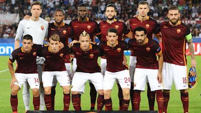 Daftar Skuad Pemain AS Roma 2015-2016
