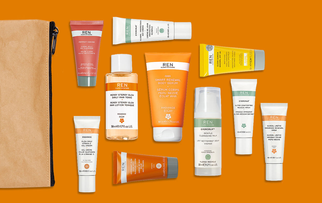 REN Skin Care code promo