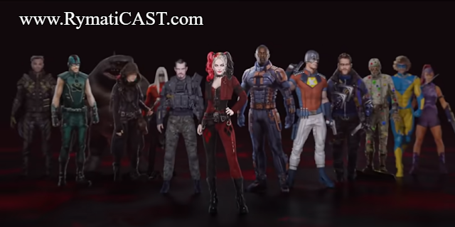 THE SUICIDE SQUAD – DC FanDome Exclusive Sneak peek – Warner Bros. UK (RymatiCAST.com)