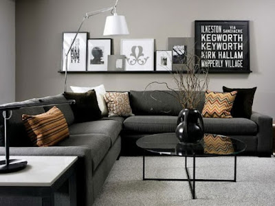 45 Ide Desain Interior Ruang Tamu Sempit - Rumahku Unik