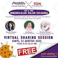Virtual Sharing #NgemilBijak