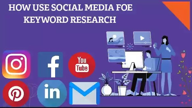 How to research keyword with Social media