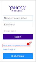 Cara Menghapus Email Yahoo Permanen