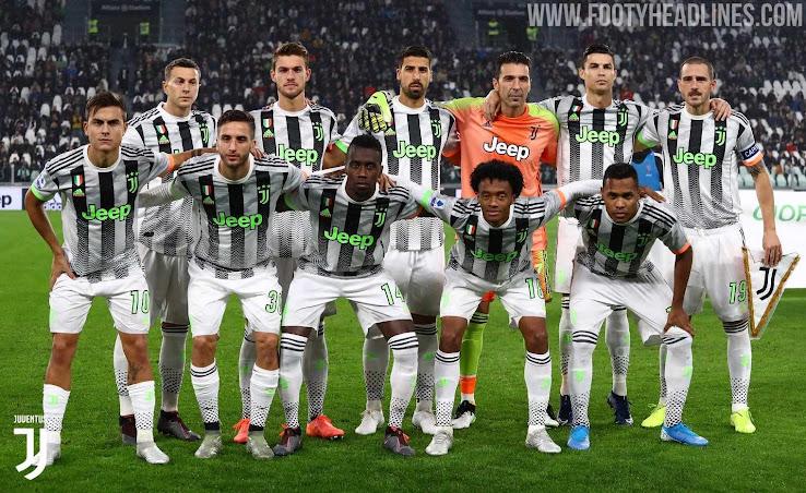 Adidas Juventus 19 20 Palace Fourth Kit 3 | Áo Bóng Đá Sum Store