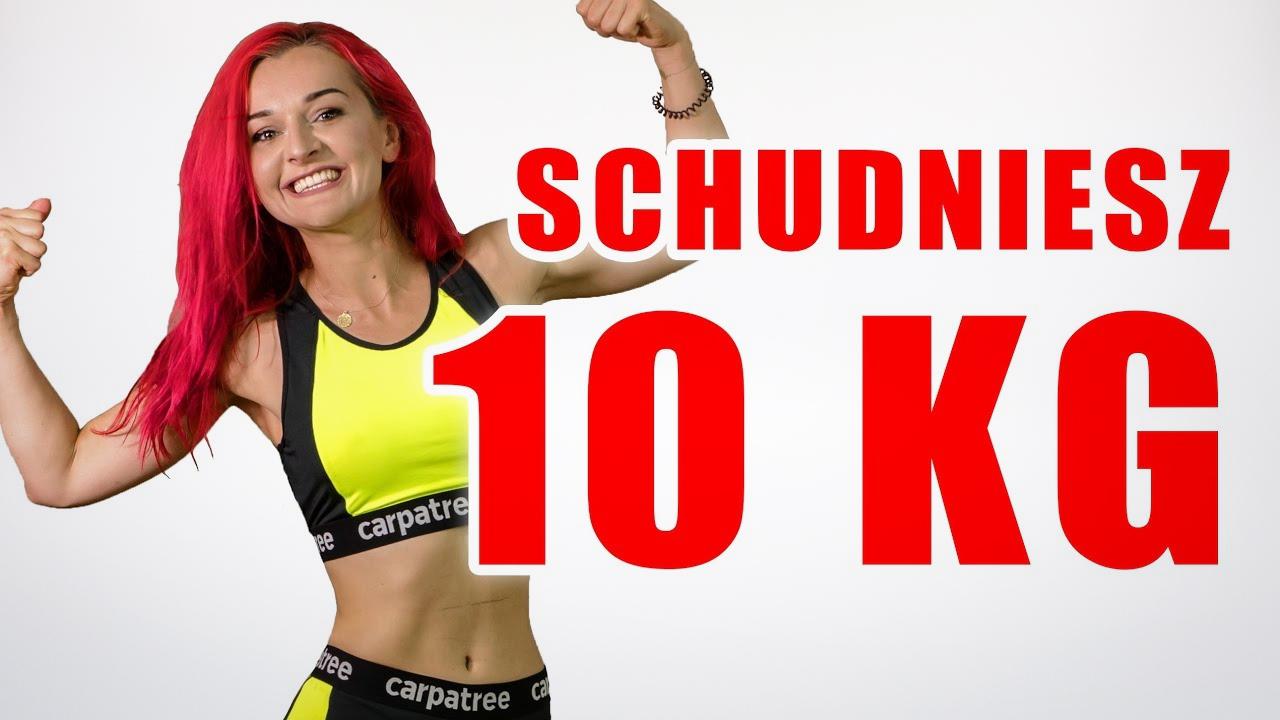 Schodnij 10 kg z treningiem interwałowym