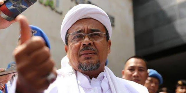 Habib Rizieq Dikabarkan Kabur Dari RS, Haikal Hasan: Terima Kasih Penjelasannya Pak Kapolres