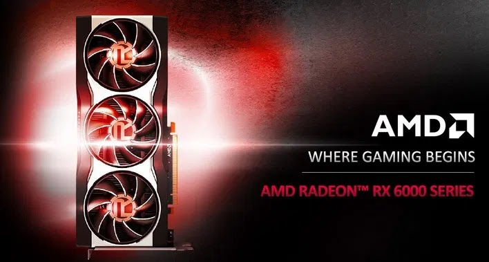 AMD Unveils Radeon RX 6000 Series Gaming Graphics Card