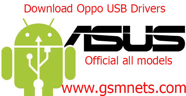 Download Asus USB Drivers Latest Official all models