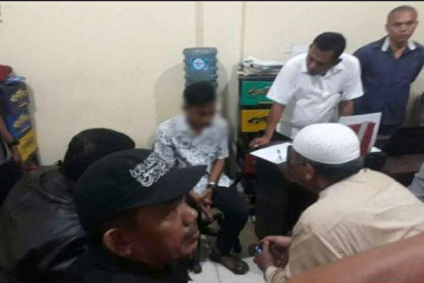 Injak Qur'an demi Sumpah Setia ke Pacar, Dua Remaja Ditangkap