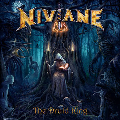 "Niviane - ""The Druid King"" (lyric video) from the s/t album"