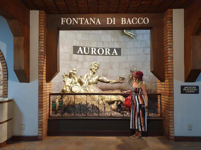 Blog Apaixonados por Viagens - Serra Gaúcha - Vinícola Aurora