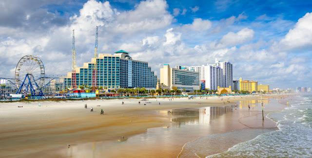 Daytona Beach em Orlando