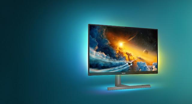 Philips leva o gaming a outro nível com os novos monitores 558M1RY e 278M1R