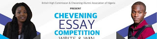 Chevening Essay Competition 2021 | Write & Win Great Prizes