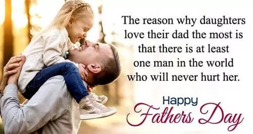 """""""You're the best, Dad. I love you!""""HAPPY FATHERS DAY"""