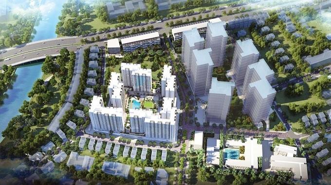 Akari City dành cho gia đình đa thế hệ
