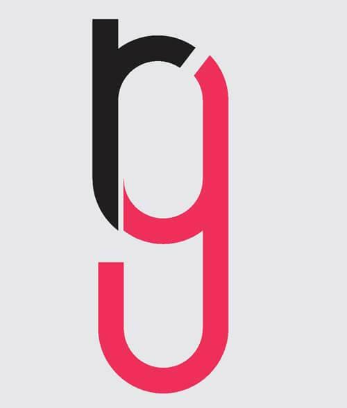 IG Alphabet Logo Design Vector