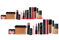 Concorso Shiseido : vinci gratis 1 anno di Nars Cosmetics (10 premi del valore di 394,00€)