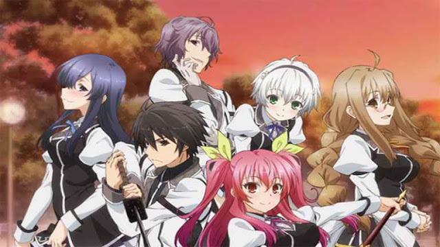 Anime yang Mirip dengan Rakudai Kishi no Cavalry