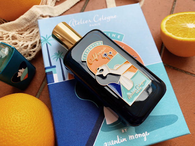 Atelier Cologne Clementine California x Quentin Monge Review