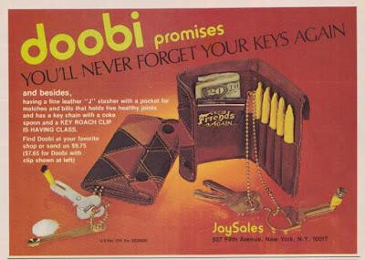 doobi promises you'll never forget your keys again