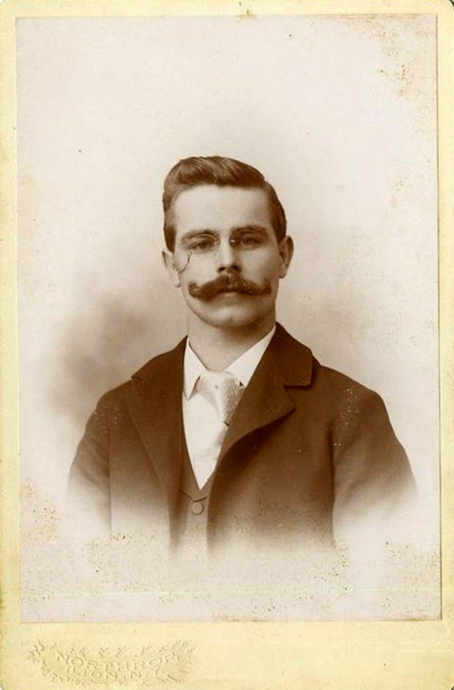 40 Vintage Portraits Of Extremely Handsome Victorian Men