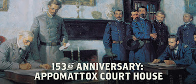 153rd Appomattox Anniversary, Charge Burnside Bridge, Park Day, The Battle of York, California in the Civil War, and More