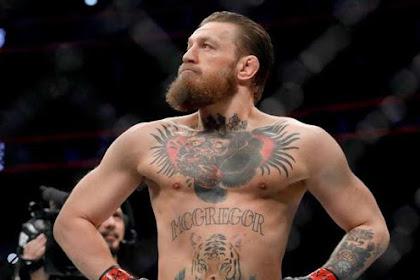 Rugi berat jika UFC menampilkan McGregor tanpa penonton
