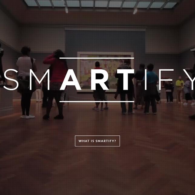 Smartify, el Shazam de las obras de arte.
