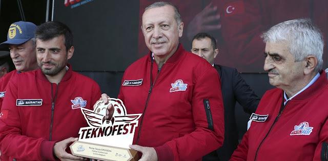 H «drone power» της Τουρκίας