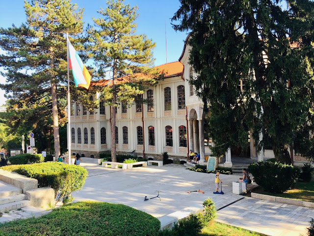 Museum of the Revival and Constituent Assembly (Veliko Tarnovo)