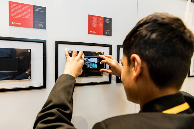 Dotography: The World's First Invisible Photography Exhibition