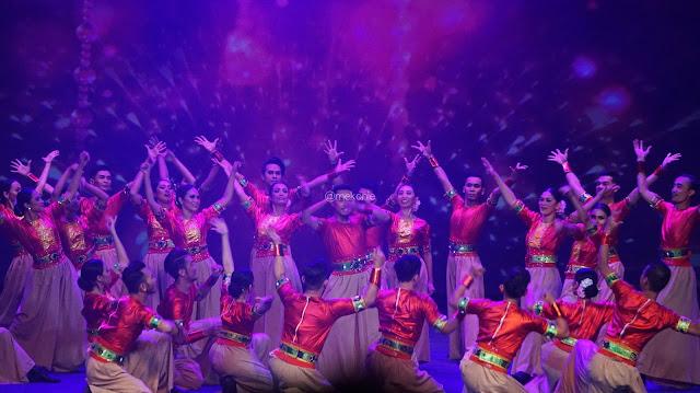 MALAM PERTANDINGAN FESTIVAL TARI MALAYSIA 2019 DI ISTANA BUDAYA