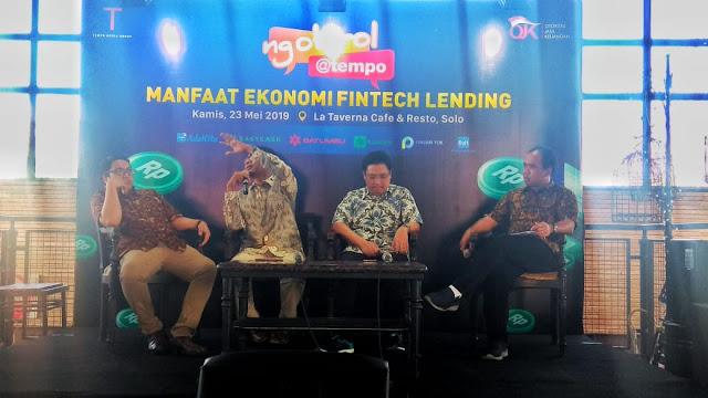 Manfaat Ekonomi Fintech Lending