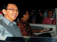 Nah lho, Terdakwa Ahok Naik Mobil RI-1, Jokowi Dicap Tak Hormati Pengadilan