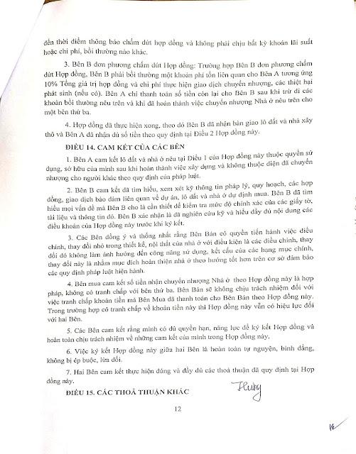 Trang 12 - Hợp đồng biệt thự Thanh Hà Cienco 5