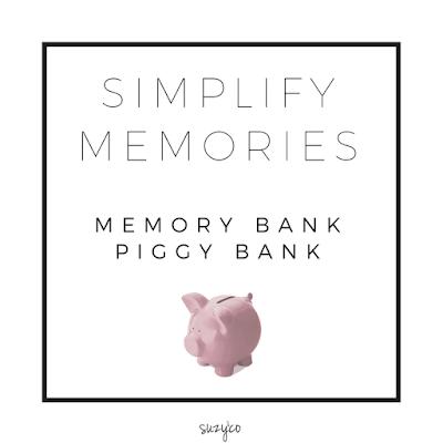 memory bank piggy bank