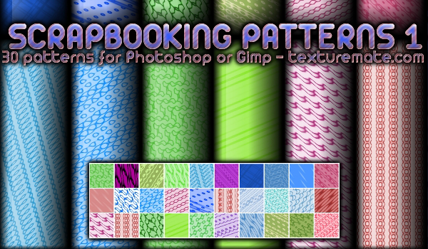 Scrapbooking Patterns