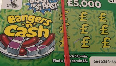 £1 Bangers 'n' Cash