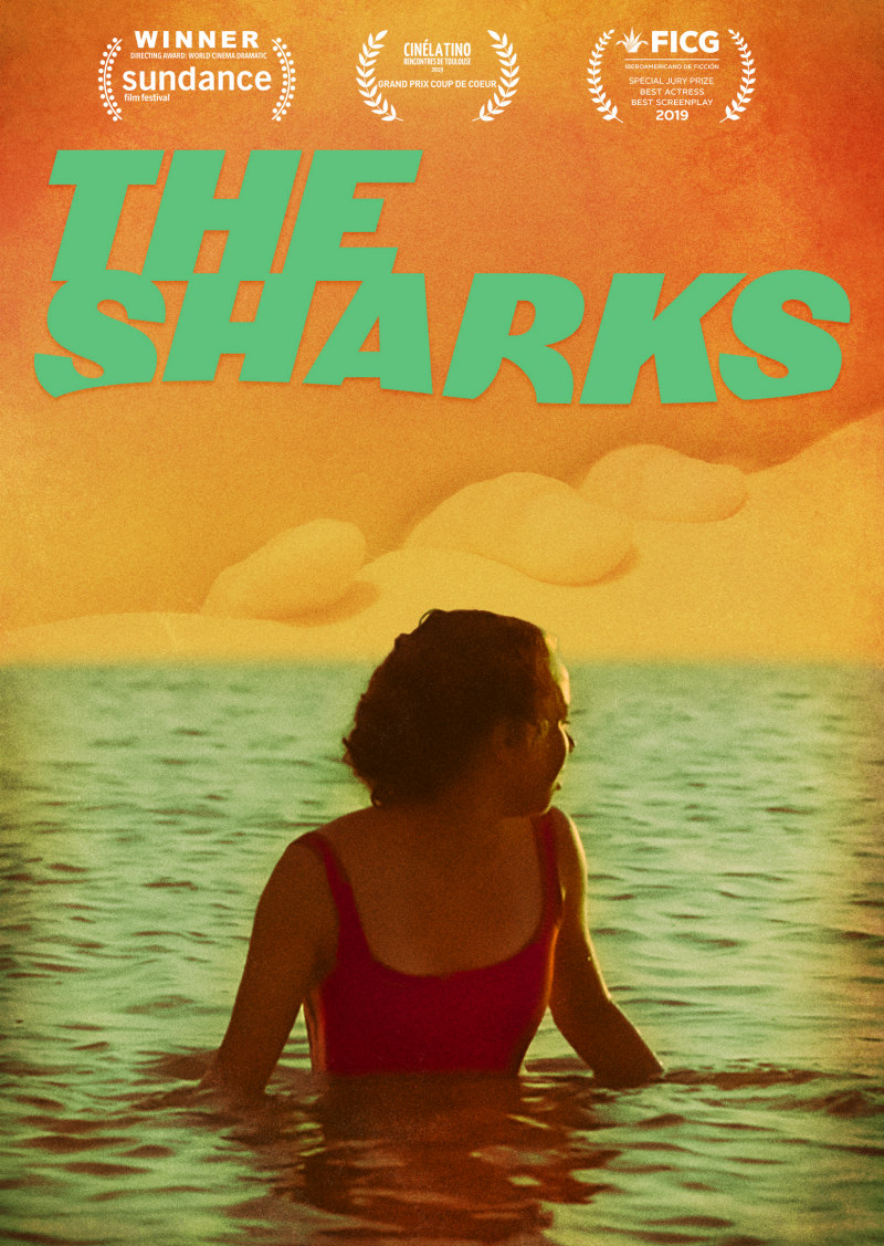 the sharks poster