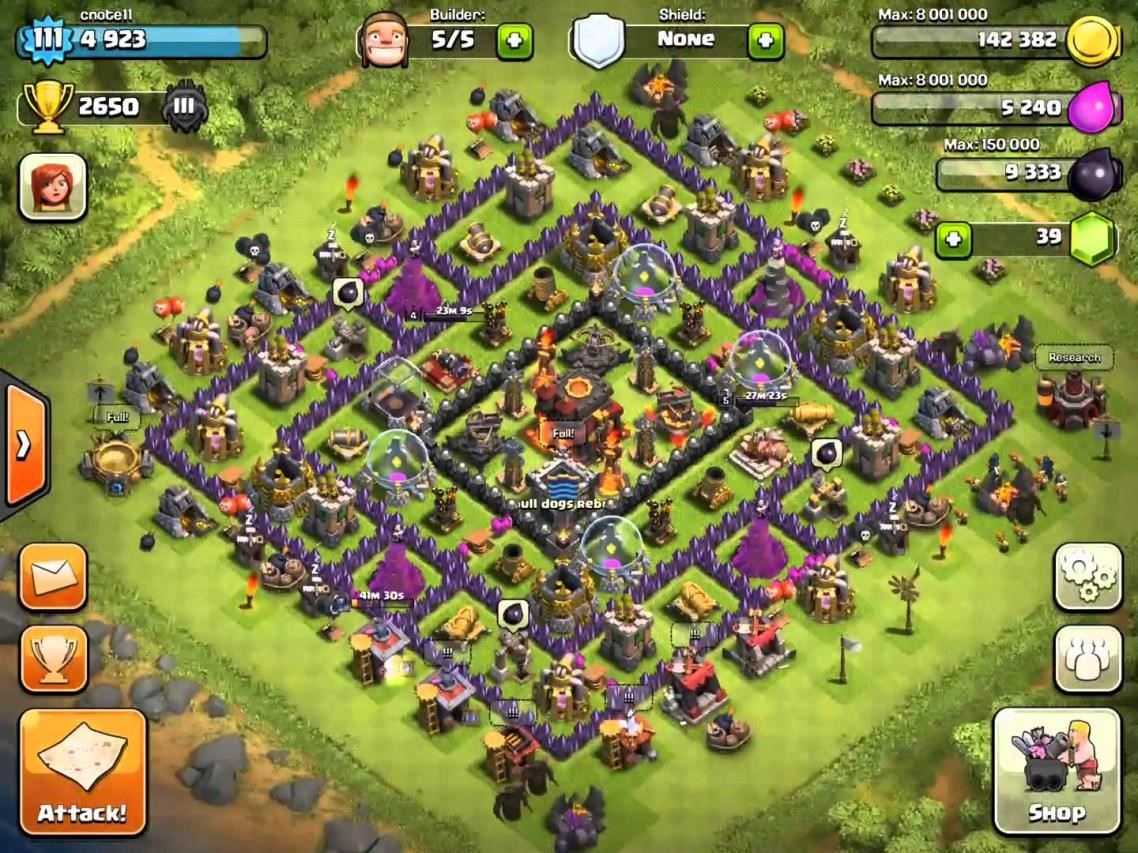 clash of clans pekka level max